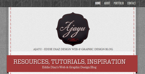Ajayu - Design Blog