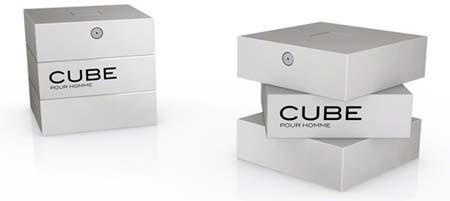 Cube Pour Homme