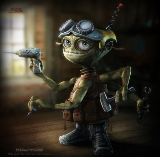 Amazing Pictures of 3D Cartoon Characters 14 65 Amazing Pictures of 3D Cartoon Characters
