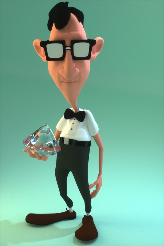 Amazing Pictures of 3D Cartoon Characters 44 65 Amazing Pictures of 3D Cartoon Characters