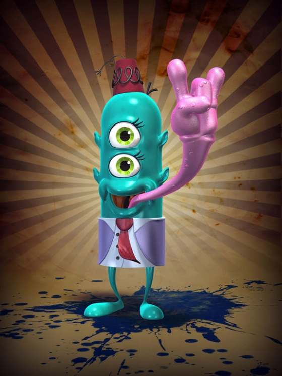 Amazing Pictures of 3D Cartoon Characters 54 65 Amazing Pictures of 3D Cartoon Characters