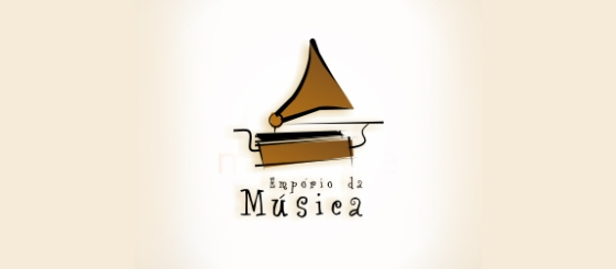 Awesome Music Logos Design Inspiration 23 25 Awesome Music Logos Design Inspiration