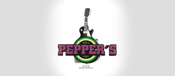 Awesome Music Logos Design Inspiration 24 25 Awesome Music Logos Design Inspiration