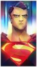 Super Man Digital Illustration