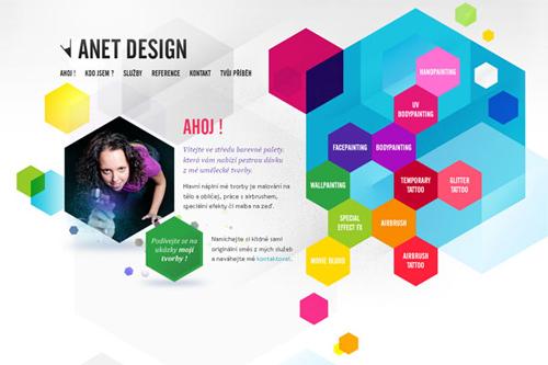 Flat web design-34