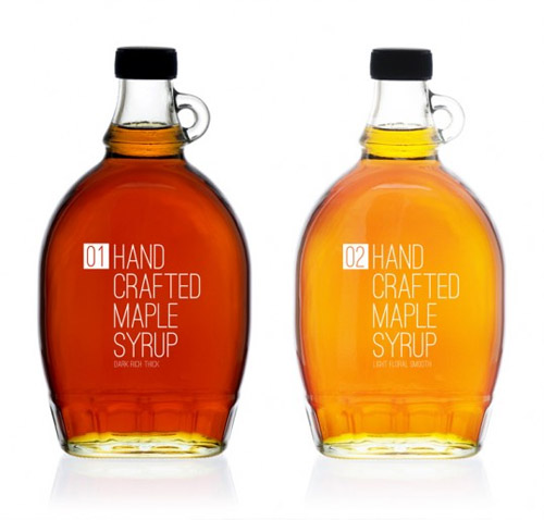 Hand Crafted Maple Syrup