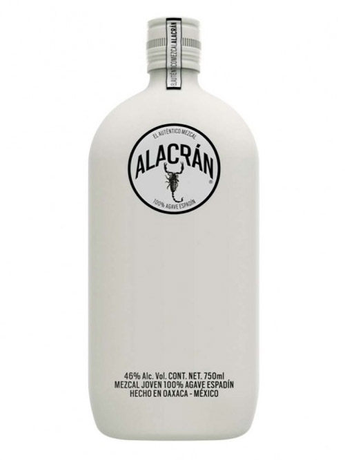 Authentico Mezcal Alacran