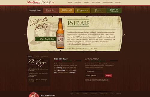 mayflowerbrewing.com