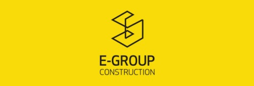 E-GROUP logo design