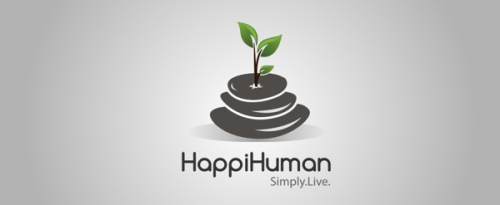 Logo for HappiHuman