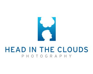 head-in-the-clouds-beautifully-blue-logo-designs