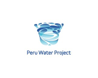 peru-water-project-beautifully-blue-logo-designs