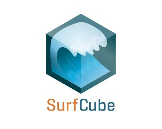 surfcube-beautifully-blue-logo-designs