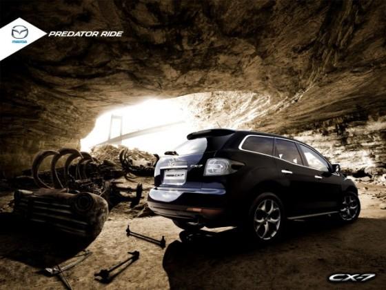 Predator Ride 1 o e1402146258956 Creative Car Advertising Ideas
