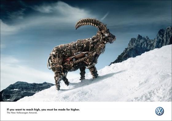 Reach High 1 o e1402146105768 Creative Car Advertising Ideas