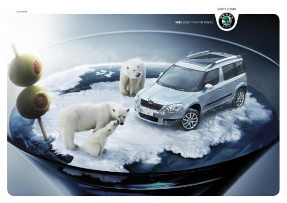 Yeti Cocktail o e1402147540573 Creative Car Advertising Ideas